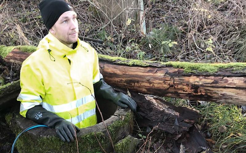 Tillskottsvattenutredningar – Flush Rörinspektion Örebro